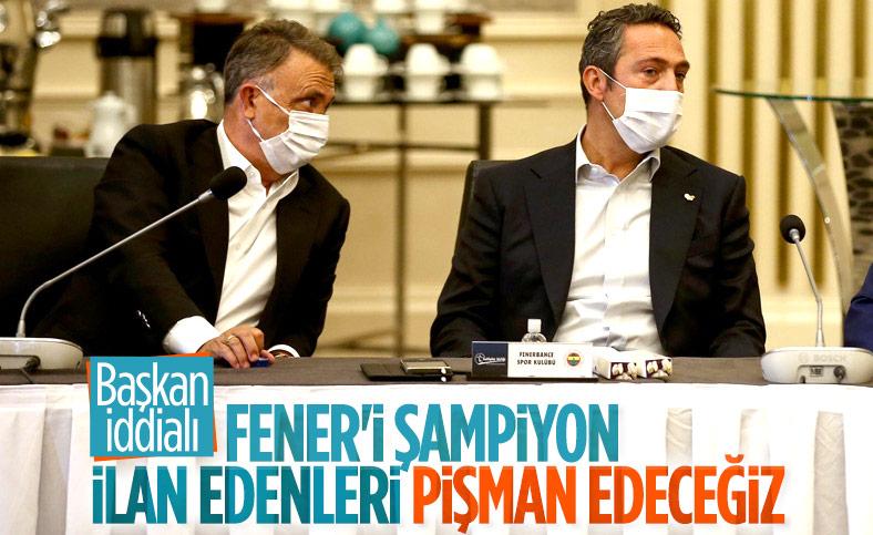 Ahmet Nur Çebi'den iddialı derbi yorumu