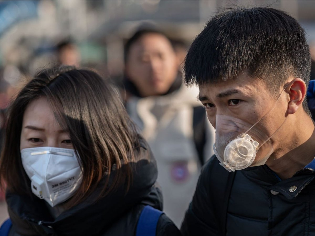 Çin: Koronavirüs Vuhan da ortaya çıkmadı #1