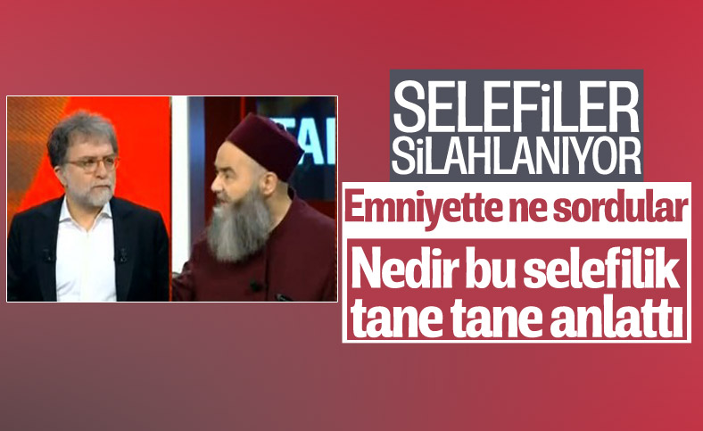Ahmet Mahmut Ünlü: Selefiler Türkiye'yi kafir sayıyor