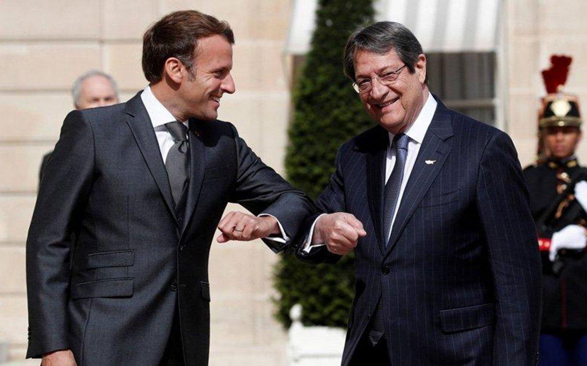 Fransa, Yunanistan ve Güney Kıbrıs tan AB ye Türkiye ye yaptırım uygulansın baskısı #1