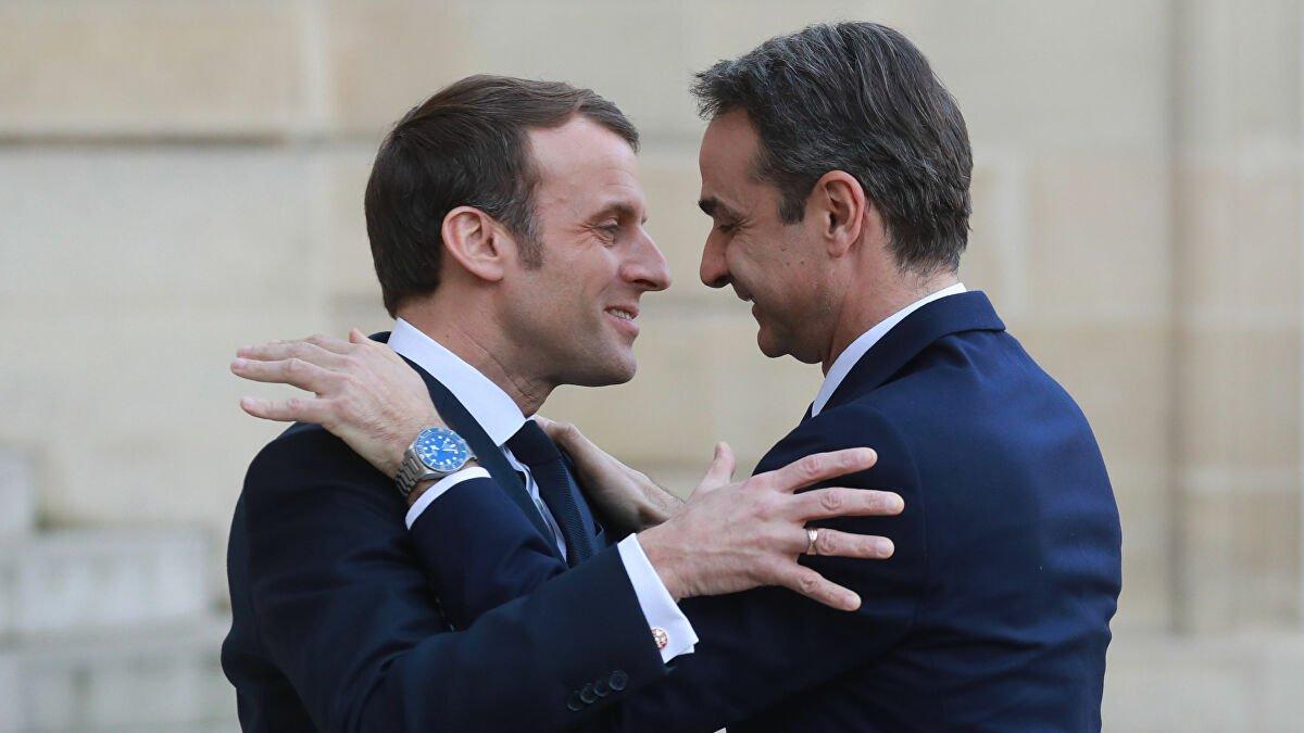 Fransa, Yunanistan ve Güney Kıbrıs tan AB ye Türkiye ye yaptırım uygulansın baskısı #2