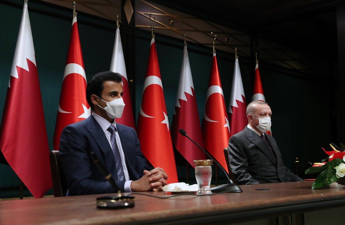 Türkiye ile Katar arasında 10 yeni anlaşma imzalandı #1