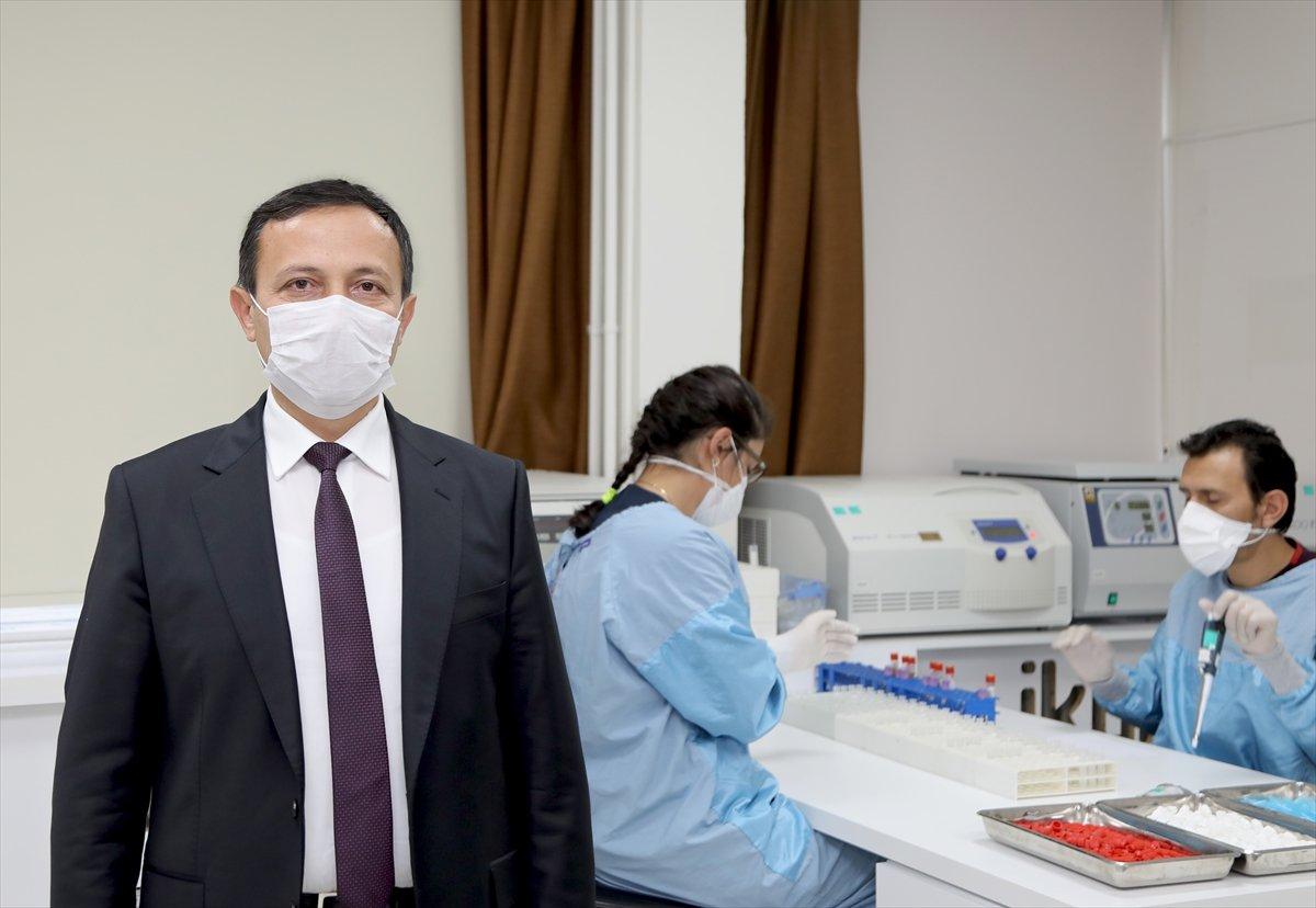 Yerli korona aşısı denemelerine katılan gönüllülerde yan etki görülmedi #1