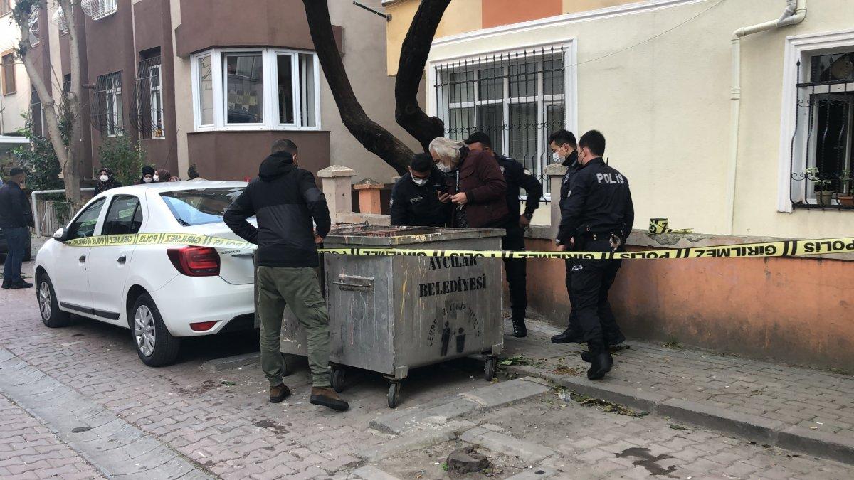 İstanbul da çöp konteynerinde bebek cesedi bulundu #3