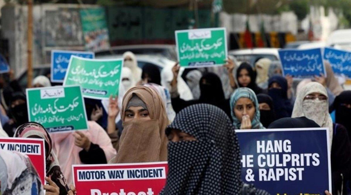 Pakistan, tecavüz suçlularına hadım kararı getirdi  #1