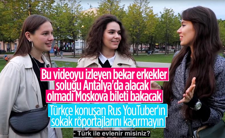 Rusya'da Türklerle evlenir misiniz sorusu