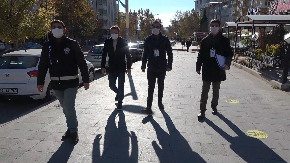 Kırıkkale de taksicilerin koronavirüs korkusu #3