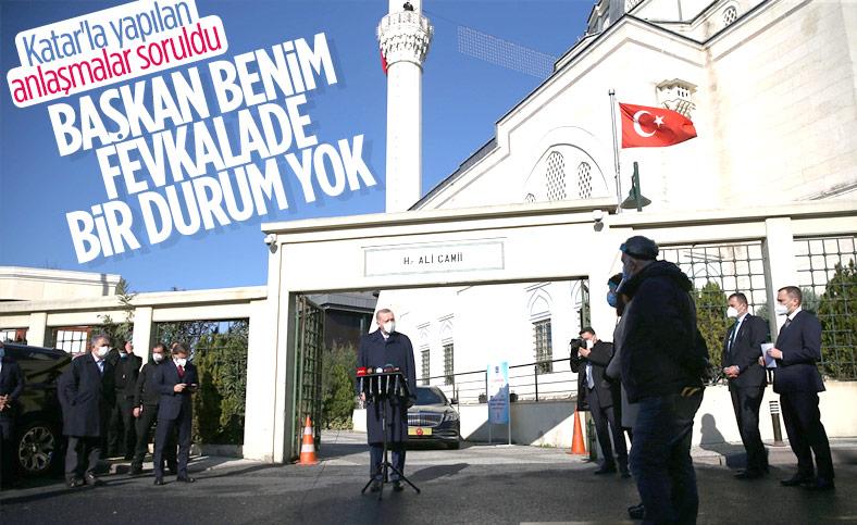 Cumhurbaşkanı Erdoğan: Varlık Fonu'yla ilgili atılan adımlar devam edecek