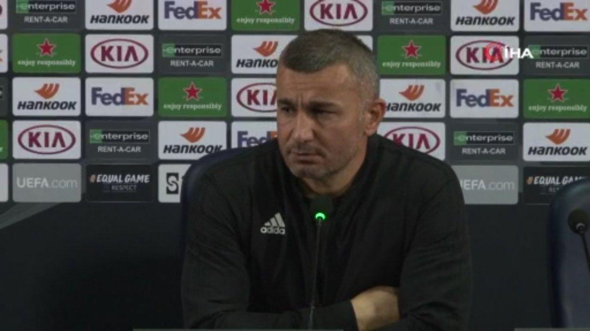 Gurban Gurbanov: Sivasspor'un tecrübesi daha fazlaydı #1