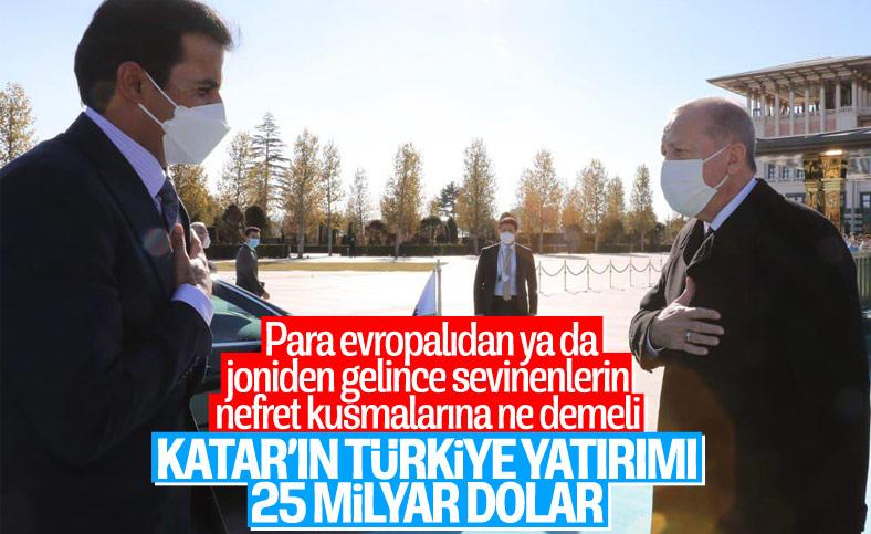 Katar'ın Türkiye yatırımı 25 milyar dolara ulaştı