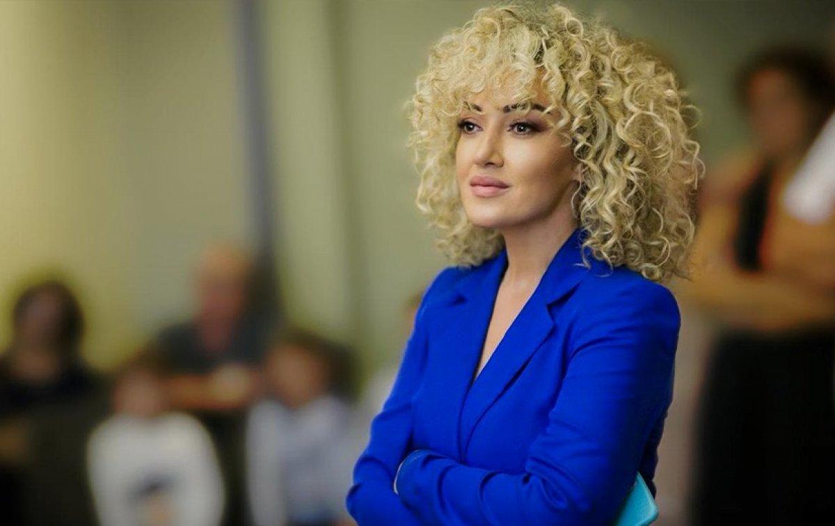 Arnavut gazeteci Anisa Bahiti, Cumhurbaşkanı Erdoğan a övgüler yağdırdı #1