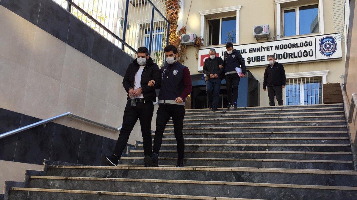 Üsküdar'da yaşlı kadını 224 bin TL dolandıran şüpheliler yakalandı #3