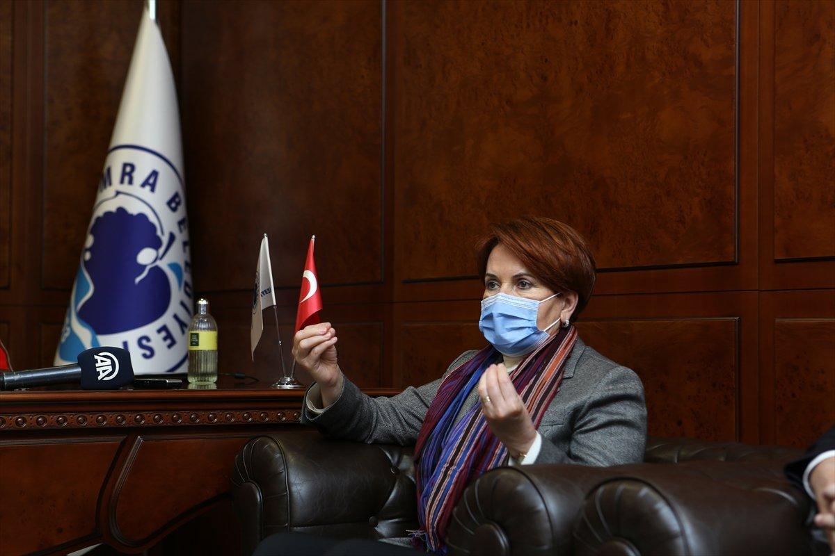 Meral Akşener: Erken seçim yapalım #1