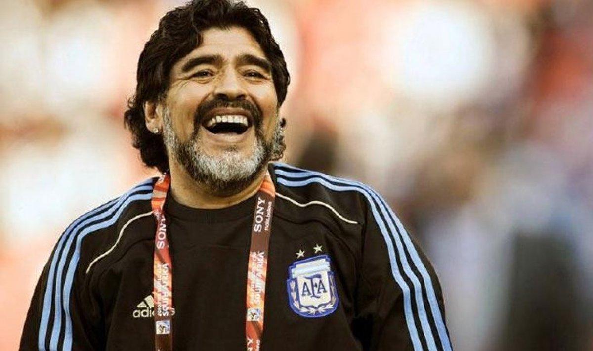Maradona dan geriye kalan servet belli oldu #1