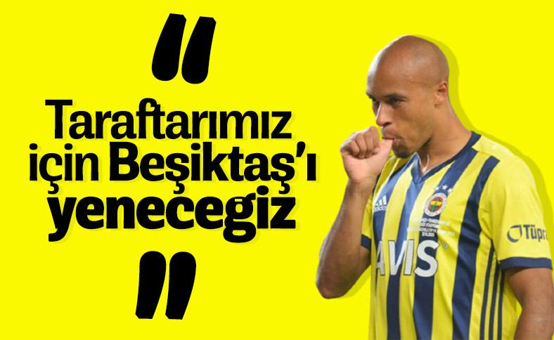 Tisserand: Taraftarımız için Beşiktaş'ı yeneceğiz