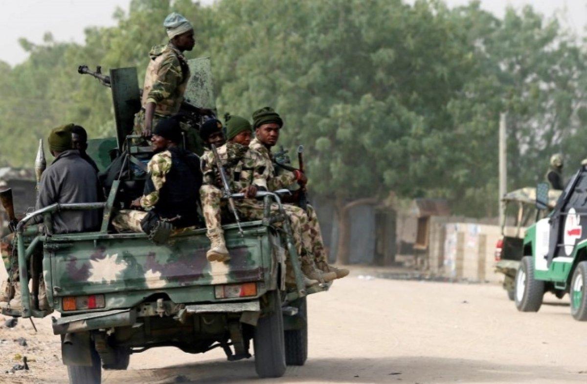 Boko Haram Nijerya da 44 çiftçiyi öldürdü #1