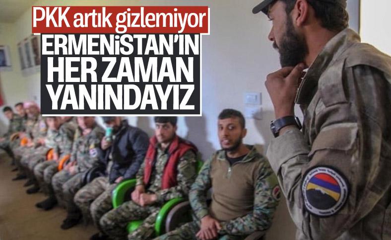 Teröristlerin 'Ermenistan' itirafı