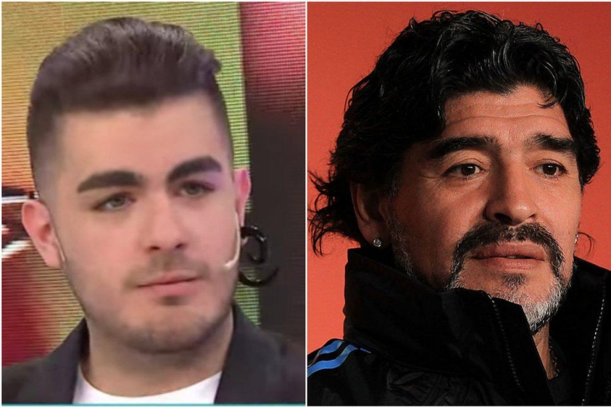 Arjantinli genç: Maradona babam olabilir, mezarı kazılsın #2
