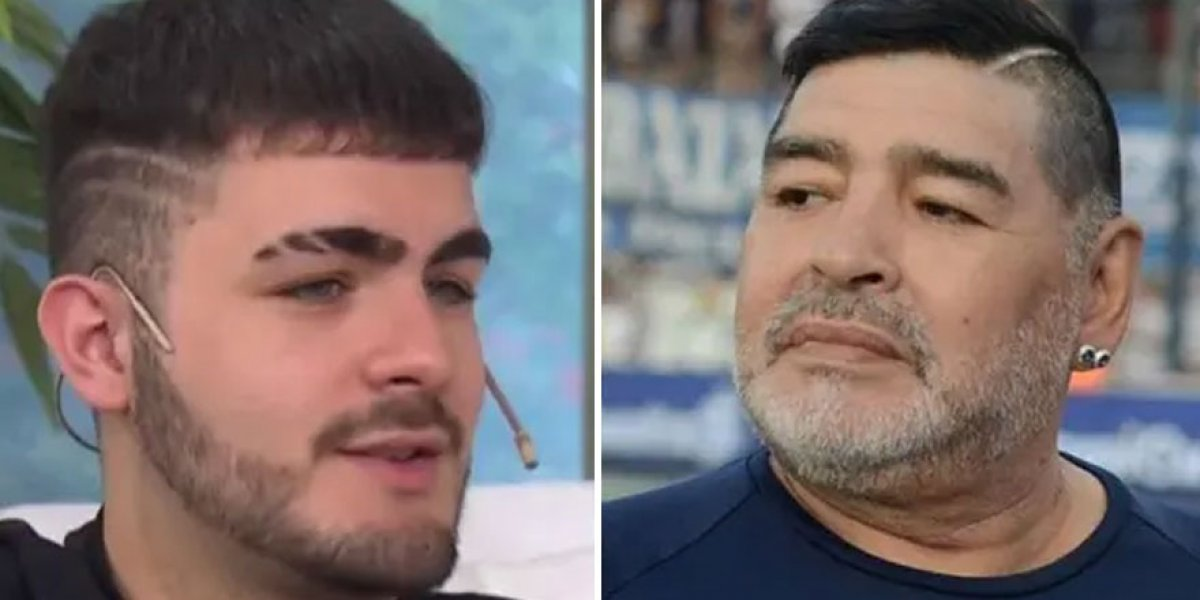 Arjantinli genç: Maradona babam olabilir, mezarı kazılsın #1