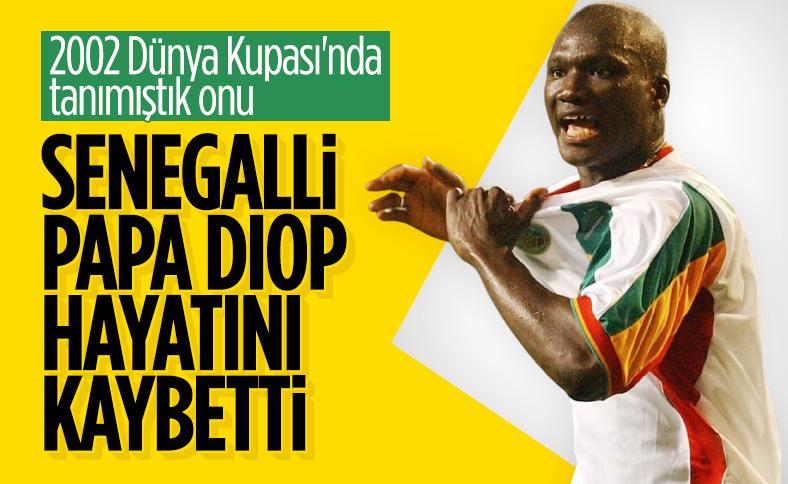 Senegalli eski futbolcu Papa Bouba Diop hayatını kaybetti