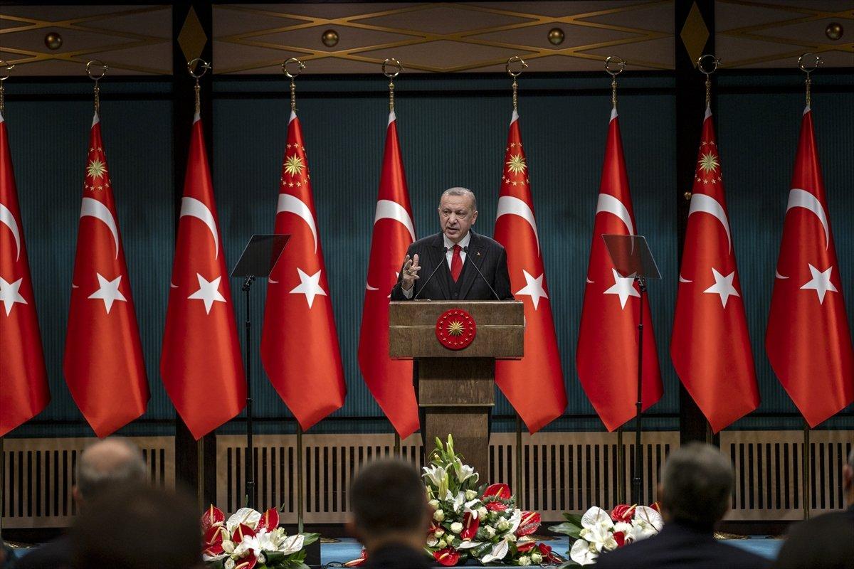 Cumhurbaşkanı Erdoğan, Katar eleştirilerine cevap verdi #1