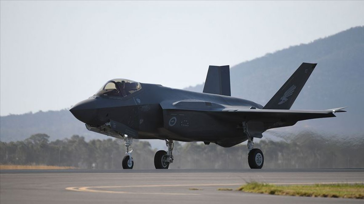 ABD F-35 için, Yunanistan a yeşil ışık yaktı  #1