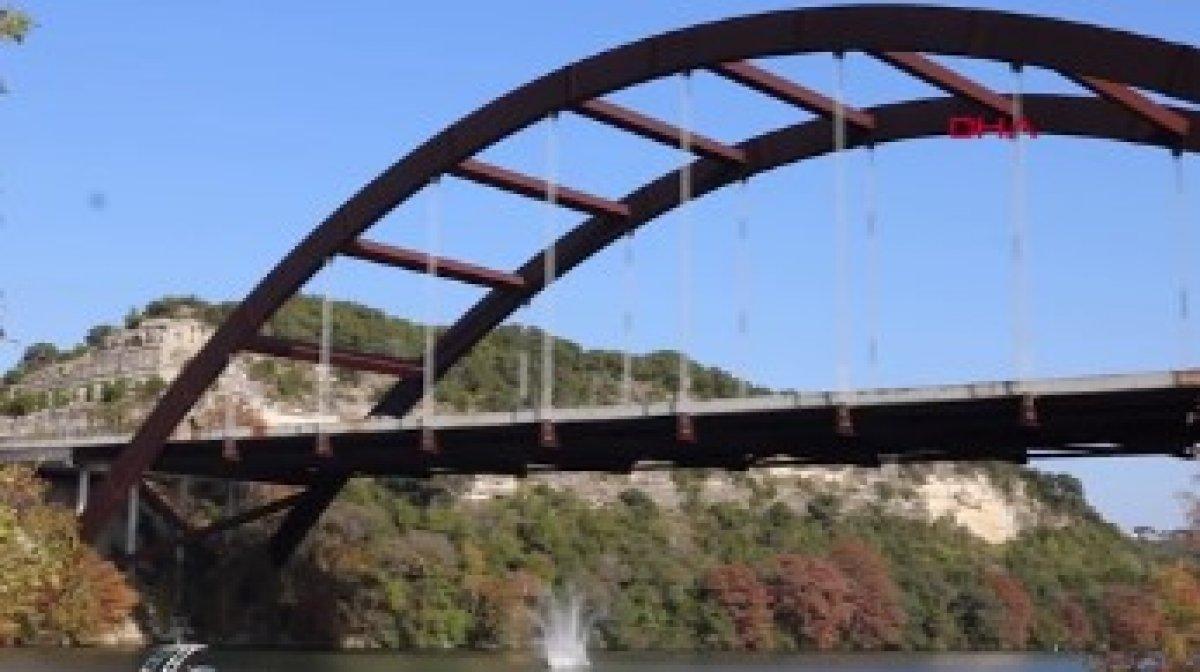 ABD'li YouTuber, köprüden nehre atlayıp kafatasını kırdı #2