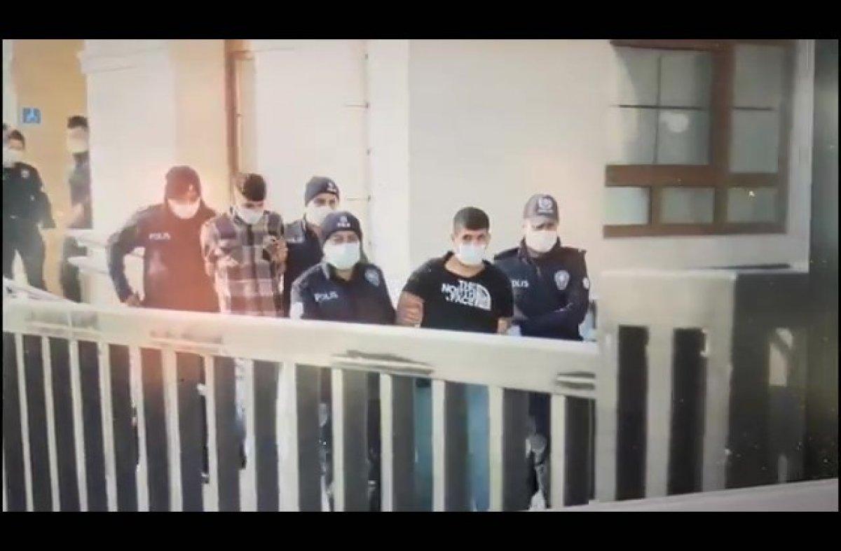 İstanbul da dizi seti çalışanlarını taciz eden 2 kişi tutuklandı #4