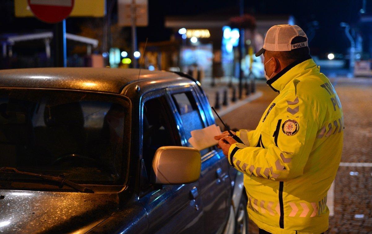 İçişleri Bakanlığı 81 ilin valiliğine 'Sokağa Çıkma Kısıtlamaları' konulu genelge gönderdi #4