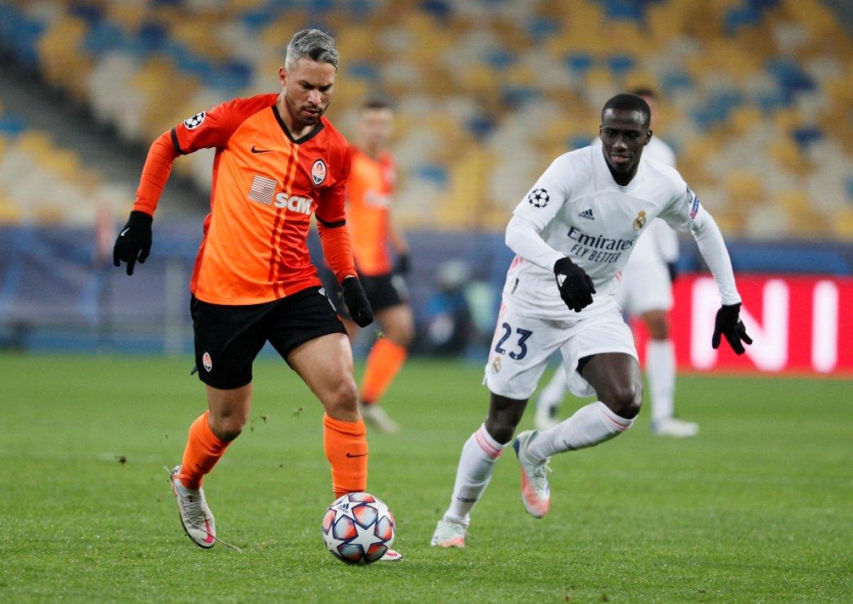 Shakhtar Donetsk, Real Madrid i 2-0 yendi #1