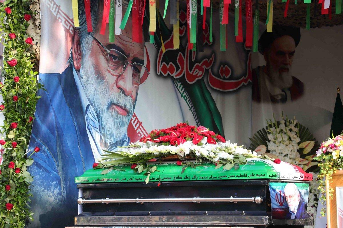 Borrell: Fahrizade nin öldürülmesi İran'ın nükleerleşmesini önlemeyecek #1