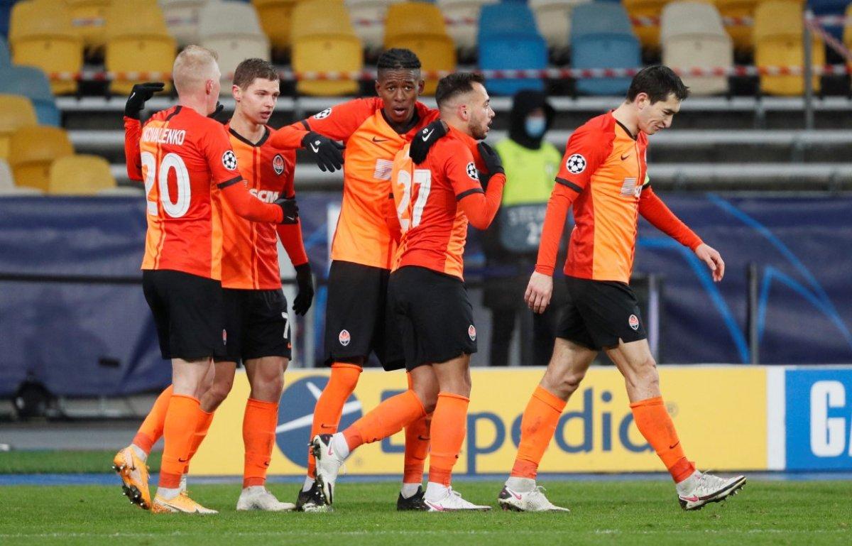 Shakhtar Donetsk, Real Madrid i 2-0 yendi #3