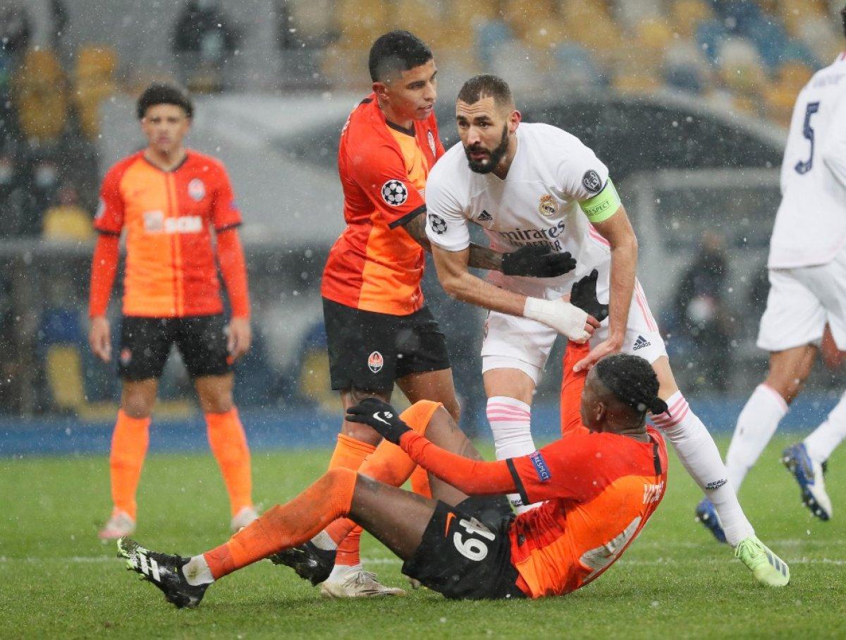 Shakhtar Donetsk, Real Madrid i 2-0 yendi #2