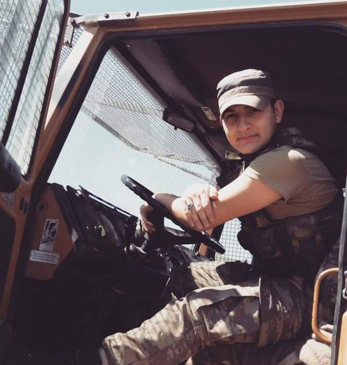 Kütahyalı Uzman Onbaşı Güler trafik kazasında şehit oldu #1