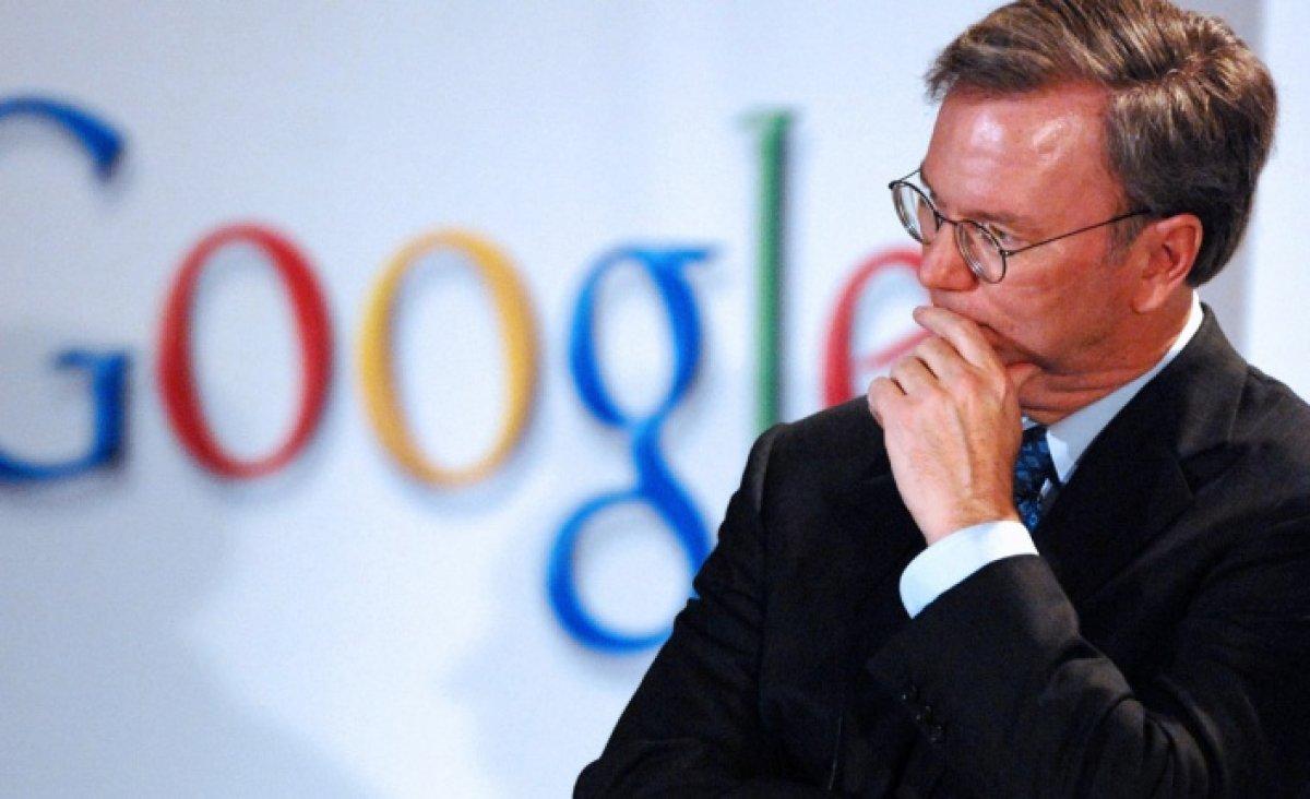 Google'ın eski patronu Eric Schmidt, en zeki 100 çocuğu arıyor