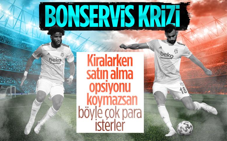 Beşiktaş, Rosier ve Ghezzal'ın bonservisini almak istiyor