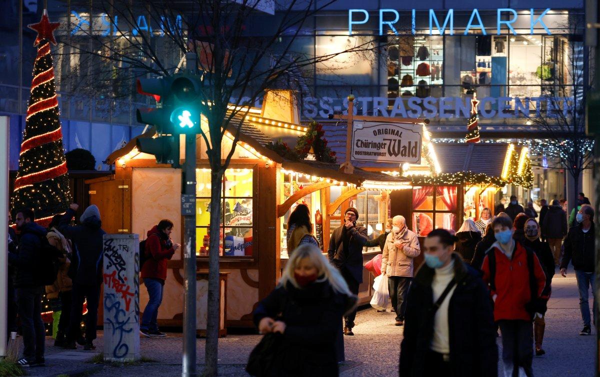 Almanya'da koronavirüs önlemleri, 10 Ocak a kadar uzatıldı #6