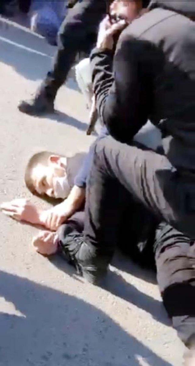 Kahramanmaraş ta ihbara giden polise silahlı saldırı #2