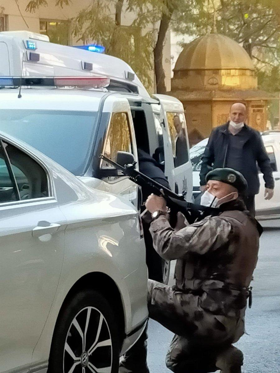 Kahramanmaraş ta ihbara giden polise silahlı saldırı #7