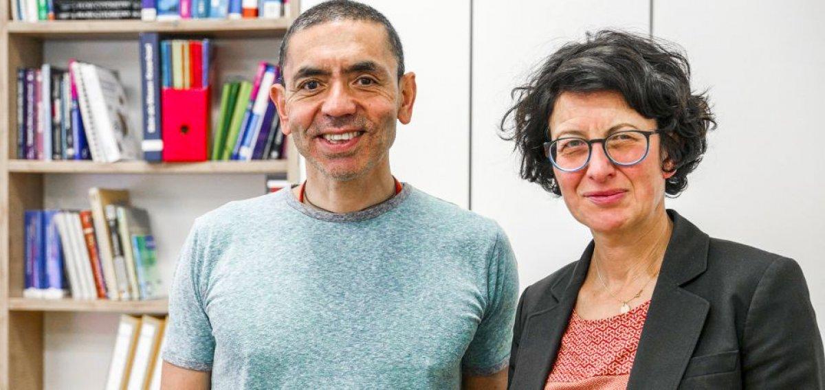 NY Times: Türk çift, bizi virüsten kurtarabilir #1