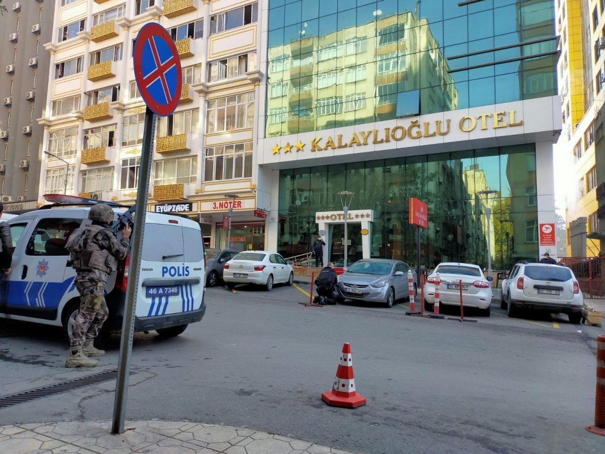 Kahramanmaraş ta ihbara giden polise silahlı saldırı #3