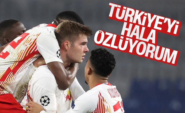 Sörloth: Türkiye'yi bazen çok özlüyorum