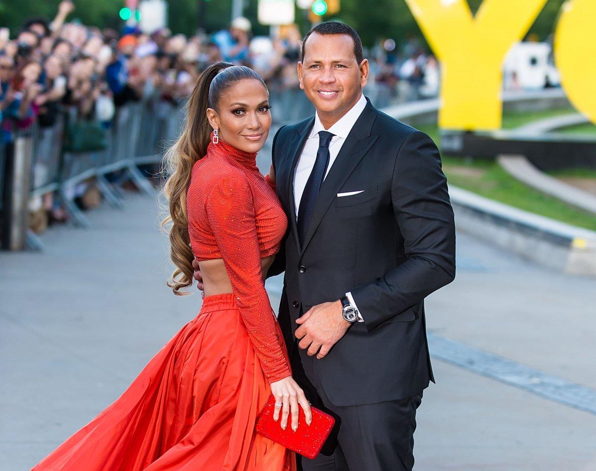 Jennifer Lopez yine gelin olamadı #2