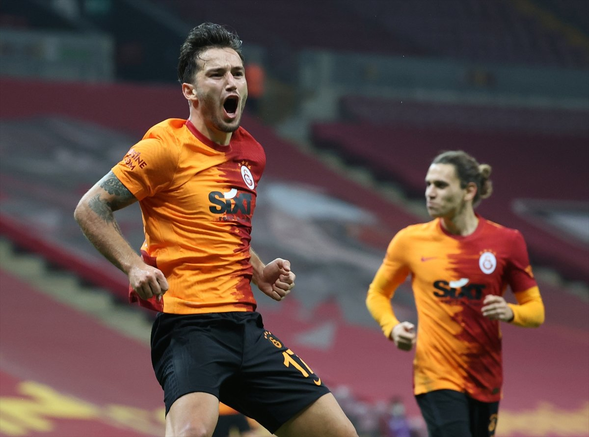 Galatasaray, Hatayspor u rahat geçti #3