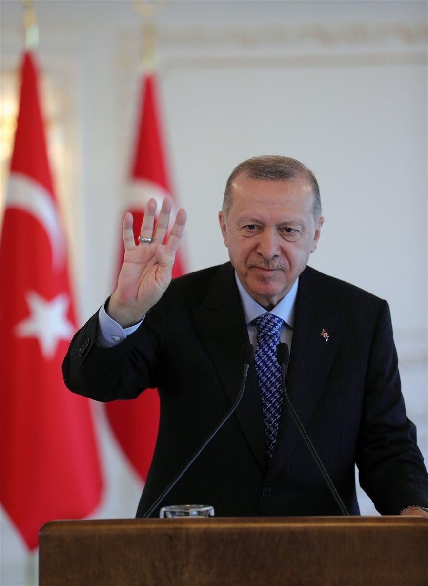 Cumhurbaşkanı Erdoğan: Tank palet fabrikasının değeri 250 milyon dolardır #3