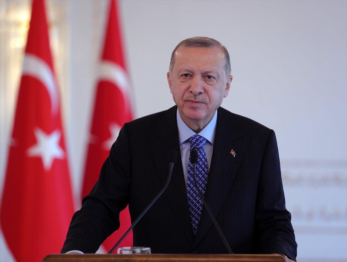 Cumhurbaşkanı Erdoğan: Tank palet fabrikasının değeri 250 milyon dolardır #2