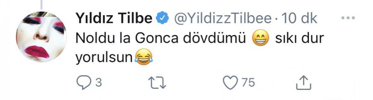 Yıldız Tilbe den Hakan Altun a esprili yorum #2
