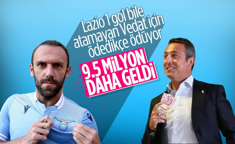 Fenerbahçe Vedat Muriç'ten yine para kazandı