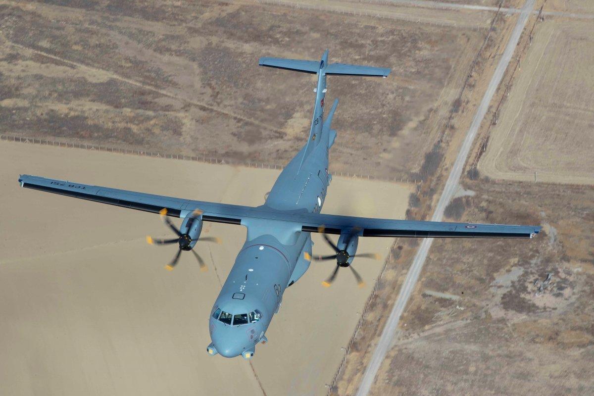 P-72 deniz karakol uçağı,  mavi vatanı  korumaya hazır #2