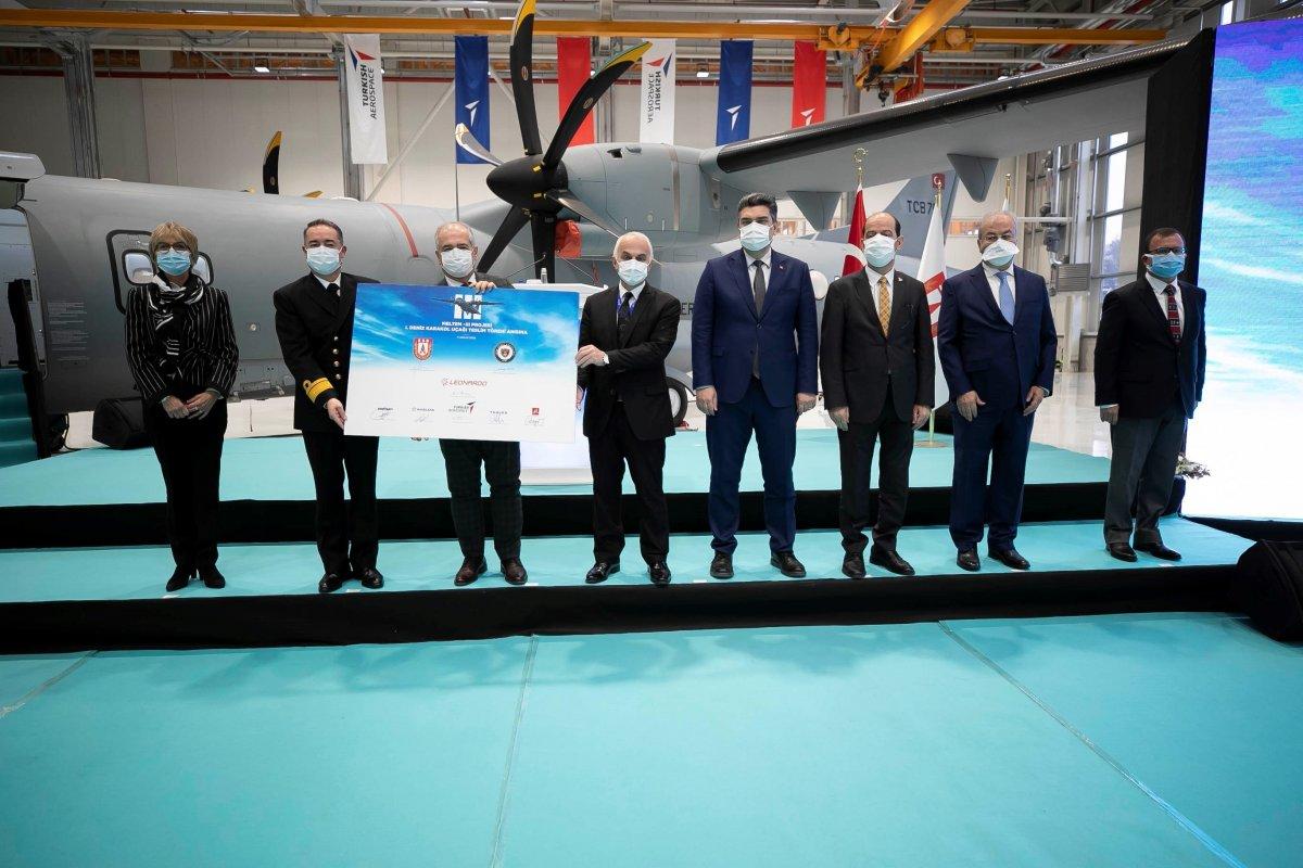 P-72 deniz karakol uçağı,  mavi vatanı  korumaya hazır #3